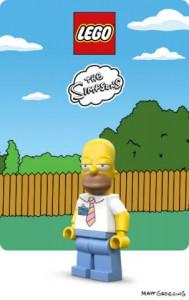 Minifigures 71005 - The Simpsons Series I