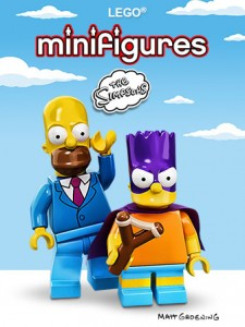 Minifigures 71009 - The Simpsons Series 2