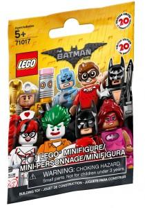 LEGO Minifigures 71017 - The LEGO Batman Movie Series