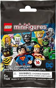 LEGO Minifigures 71026 - DC Super Heroes Series