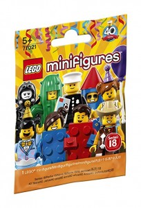 LEGO Minifigures 71021 - Series 18
