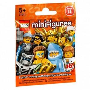 Minifigures 71011 - Series 15