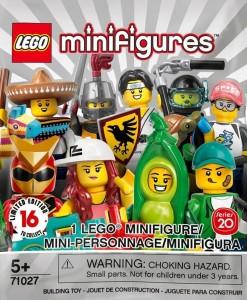 LEGO Minifigures 71027- Series 20