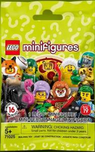 LEGO Minifigures 71025 - Series 19