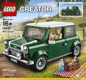LEGO Creator Міні Купер MK VII