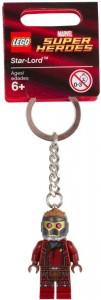 LEGO Key Chains Зірковий Лорд