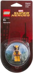 LEGO Magnets Росомаха
