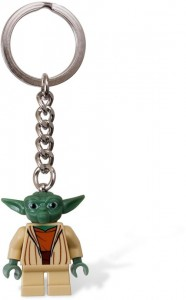 LEGO Key Chains Йода