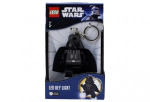 """Лего брелок-ліхтарик Зоряні війни """"Дарт Вейдер"""""""