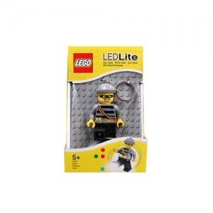 """Лего Сіті брелок-ліхтарик """"Натхненник"""" з батарейкою"""