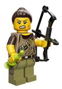 LEGO Collectable Minifigures Погонщик динозаврів