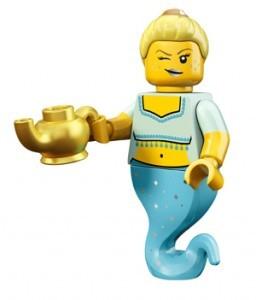 LEGO Collectable Minifigures Дівчинка Джин