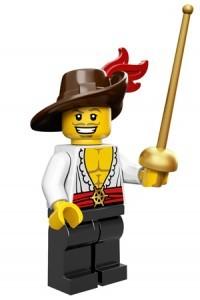 LEGO Collectable Minifigures Головоріз