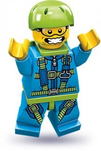 LEGO Collectable Minifigures Парашутист
