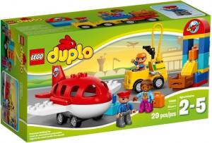 Конструктор LEGO DUPLO LEGO Ville Аеропорт