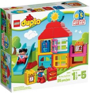 Конструктор LEGO® DUPLO®  Classic Мій перший будиночок
