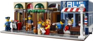 LEGO Advanced Models Кабінет детектива