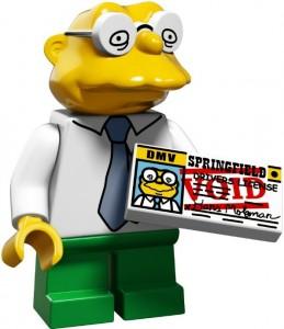 LEGO Collectable Minifigures Ганс Молман