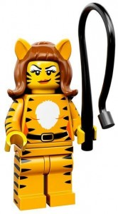 LEGO Collectable Minifigures Аніматор У Костюмі Тигра