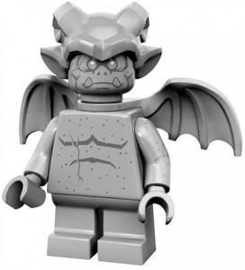 LEGO Collectable Minifigures Горгулля