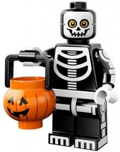 LEGO Collectable Minifigures Скелет