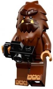 LEGO Collectable Minifigures Єтті