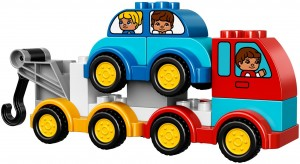Конструктор LEGO DUPLO My First Мої перші машини та вантажівки