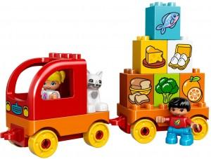 Конструктор LEGO DUPLO My First Моя перша вантажівка