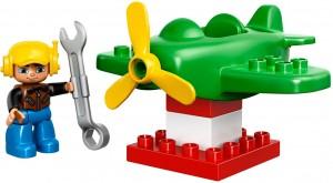 Конструктор LEGO DUPLO Town Літачок