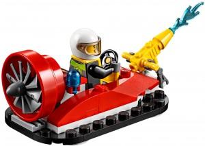 Конструктор LEGO City Fire Пожежна охорона: стартовий набір