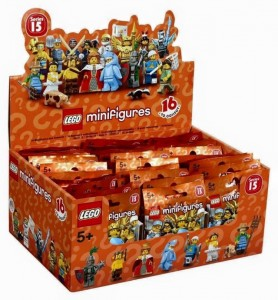 LEGO Collectable Minifigures  Series 15 Set