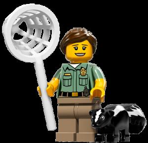 Працівниця контролю за тваринами