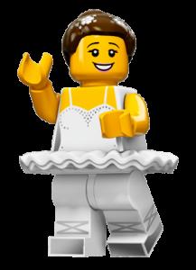 LEGO Collectable Minifigures Балерина / The Ballerina