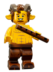 LEGO Collectable Minifigures Сатир / The Satyr