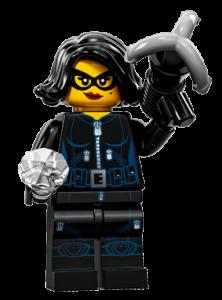 LEGO Collectable Minifigures Викрадачка коштовностей / The Jewel Thief
