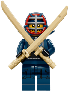 LEGO Collectable Minifigures Майстер Кендо / The Kendo Master