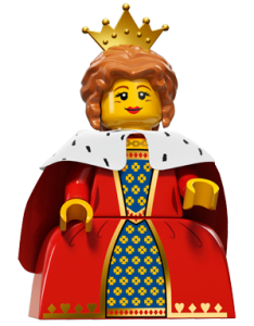 LEGO Collectable Minifigures Королева / The Queen