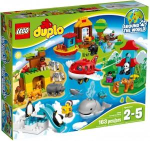 Конструктор LEGO DUPLO Town Навколо світу