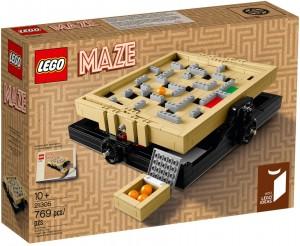 Конструктор LEGO Ideas Лабіринт