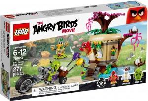 Конструктор LEGO Angry Birds Викрадення яєць на Пташиному острові