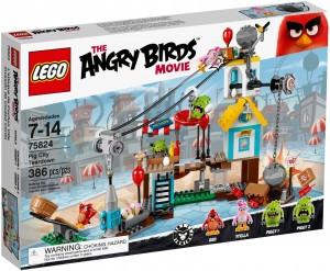Конструктор LEGO Angry Birds Демонтаж Свин-сіті