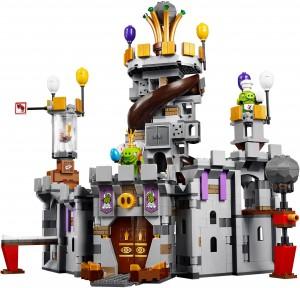 Конструктор LEGO Angry Birds Замок короля Свина
