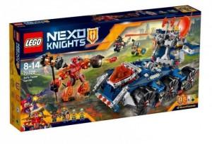 Конструктор LEGO NEXO KNIGHTS  Бойова башта Акселя