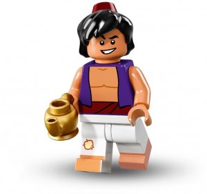 LEGO Collectable Minifigures Аладдін / Aladdin
