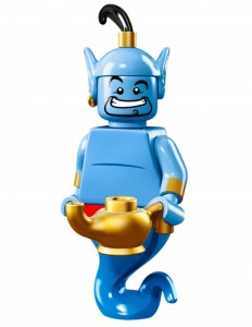 LEGO Collectable Minifigures Джин / Genie