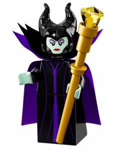 LEGO Collectable Minifigures Маліфісента / Maleficent