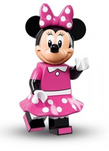 LEGO Collectable Minifigures Мінні Маус / Minnie Mouse