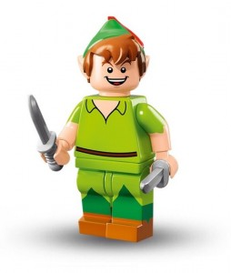 LEGO Collectable Minifigures Пітер Пен / Peter Pan