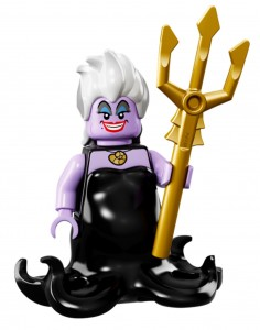 LEGO Collectable Minifigures Урсула / Ursula