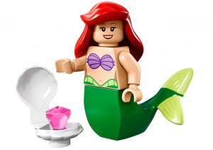 LEGO Collectable Minifigures Аріель / Ariel